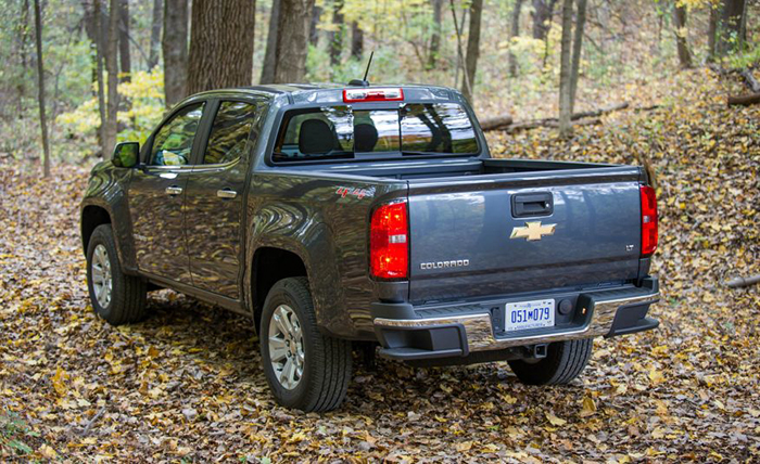 the 2017 chevy colorado feels like a full size garber. Black Bedroom Furniture Sets. Home Design Ideas