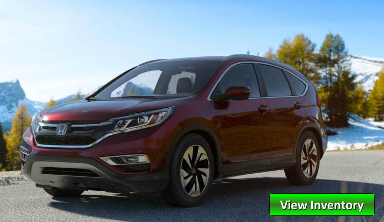 2016 Honda CR-V Near Milwaukee Lakefront