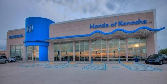 Image Of A Honda Dealership Near Milwaukee, WI