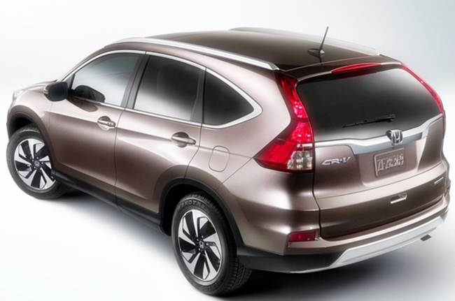 The 2018 Honda CRV