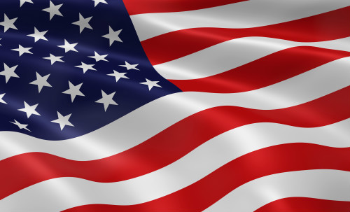 American Flag 500x303