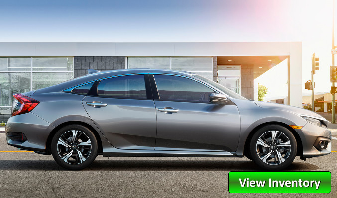 2016 Honda Civic Milwaukee WI