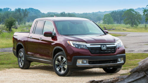 2017 Ridgeline In Milwaukee Suburbs