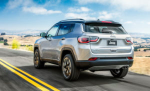 2017 /2018 Jeep Compass Limited and Trailhawk at Tacoma Dodge Chrysler Jeep Ram
