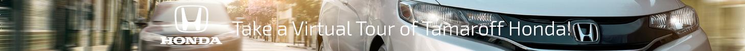 Virtual Tour - Honda