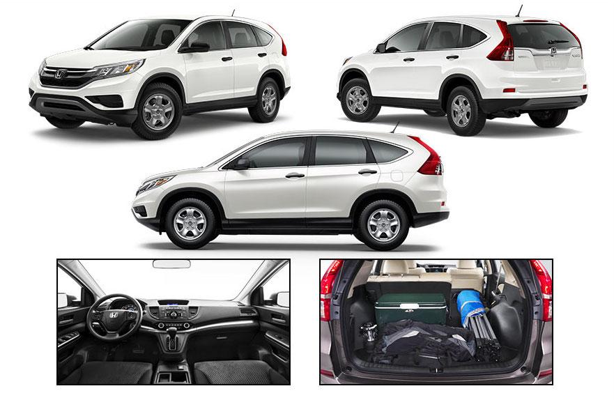 2016 Honda CRV