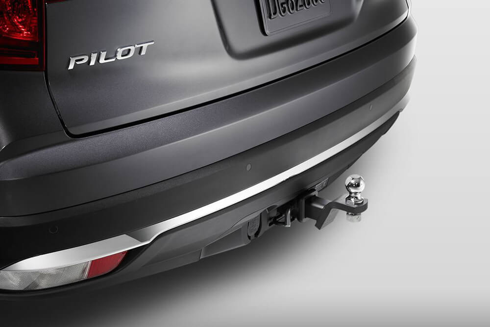 2016 Honda Pilot trailer hitch