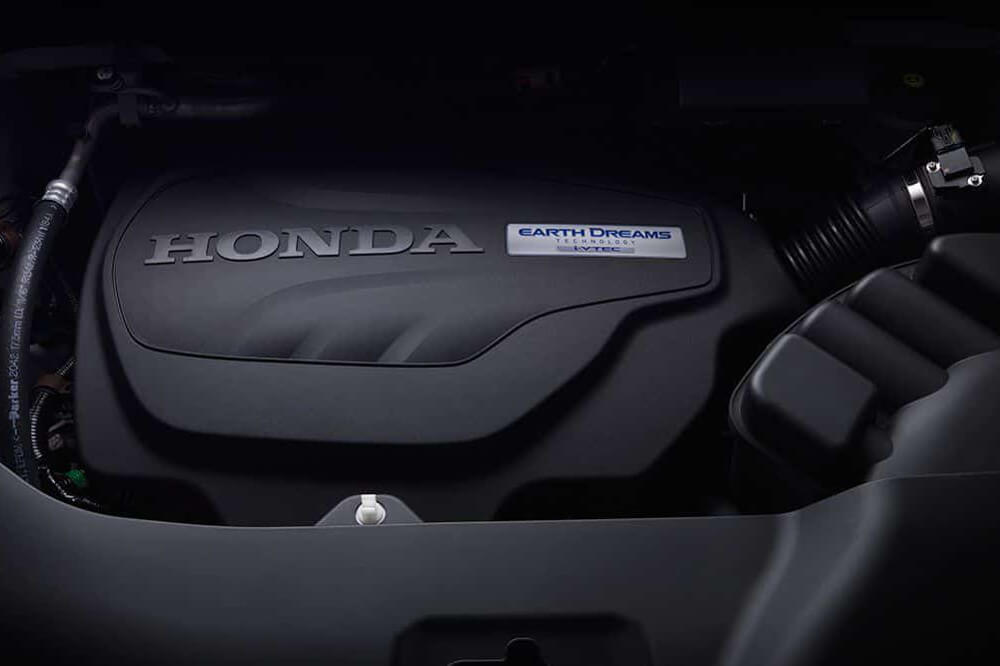 2016 Honda Pilot underhood engine
