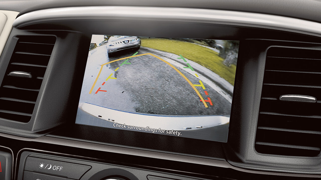 Nissan Around View Monitor