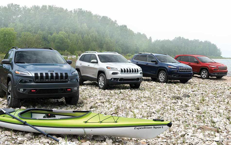 Certified Pre-Owned Jeep Vehicles
