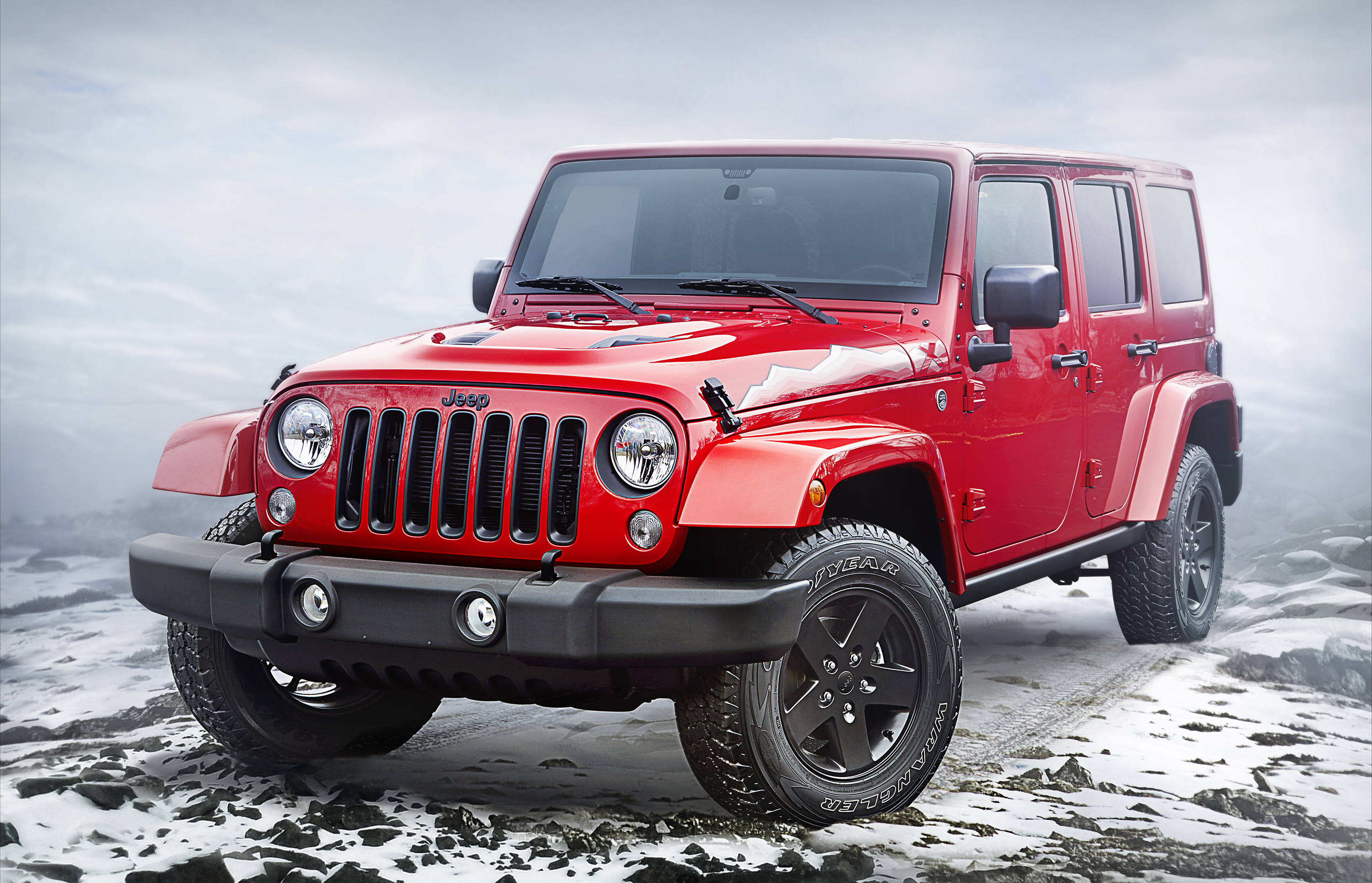 Aluminum Expect it in the 2017 Jeep Wrangler