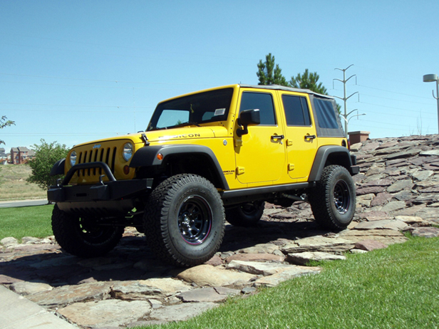 Lifts and Wheels Colorado Springs | The Faricy Boys