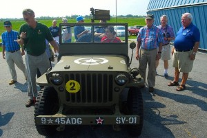 Man Restores 1942 Army GPW Jeep