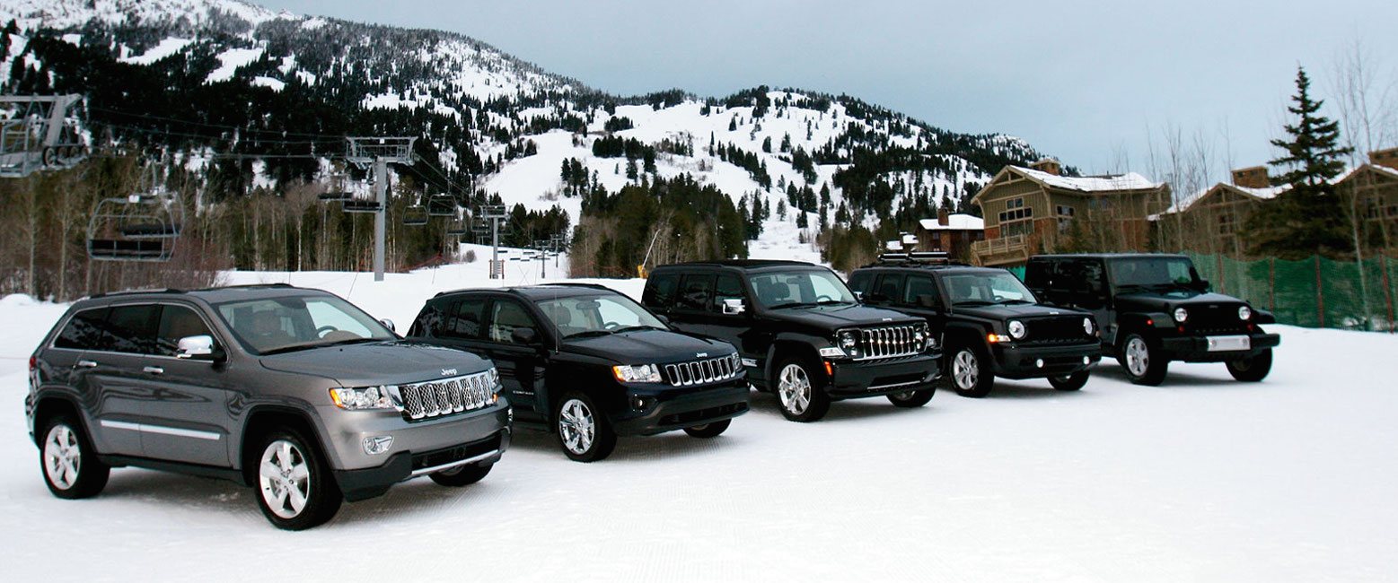 Best Used Cars For Snow Family