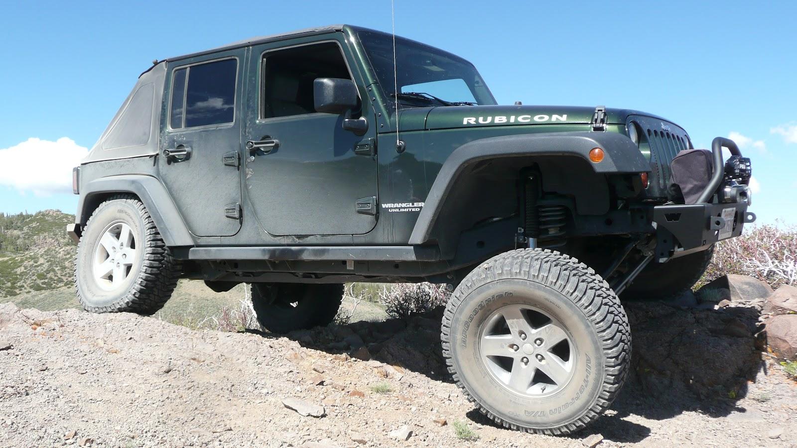 Best Modifications For Your Jeep Suspension Diagram P1040672