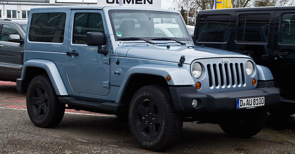 Great Used Jeep Wrangler Unlimited Editions For Winter The Arctic