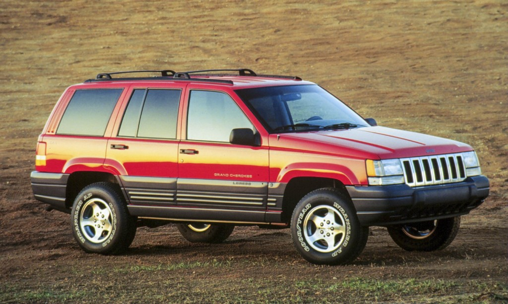 1996 Jeep Grand Cherokee Laredo