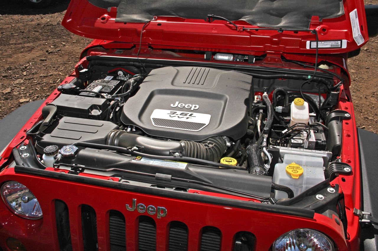 Delightful 2012 Jeep Wrangler Engine
