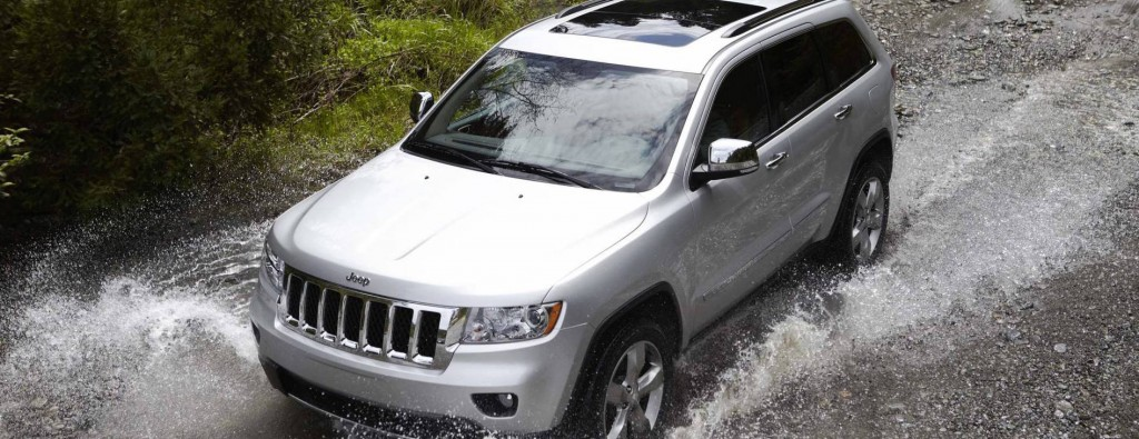 2013 - Used Jeep Grand Cherokee