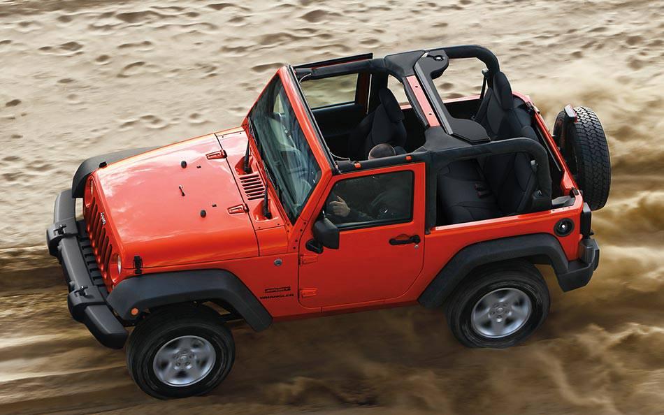 The 2014 Jeep Wrangler