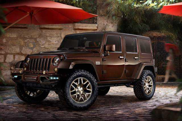 The 2017 Jeep Wrangler