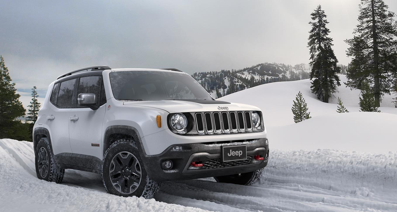 2016 jeep renegade trailhawk jeep s unexpected off roader. Black Bedroom Furniture Sets. Home Design Ideas