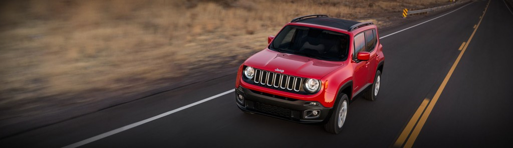 Used Jeep Renegade - Functional