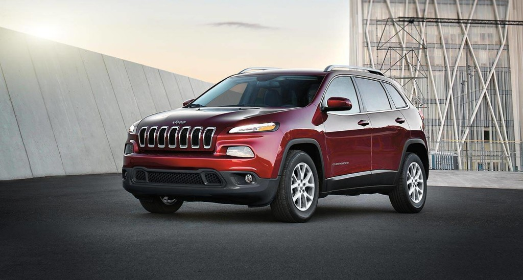 2016 Jeep Cherokee Design