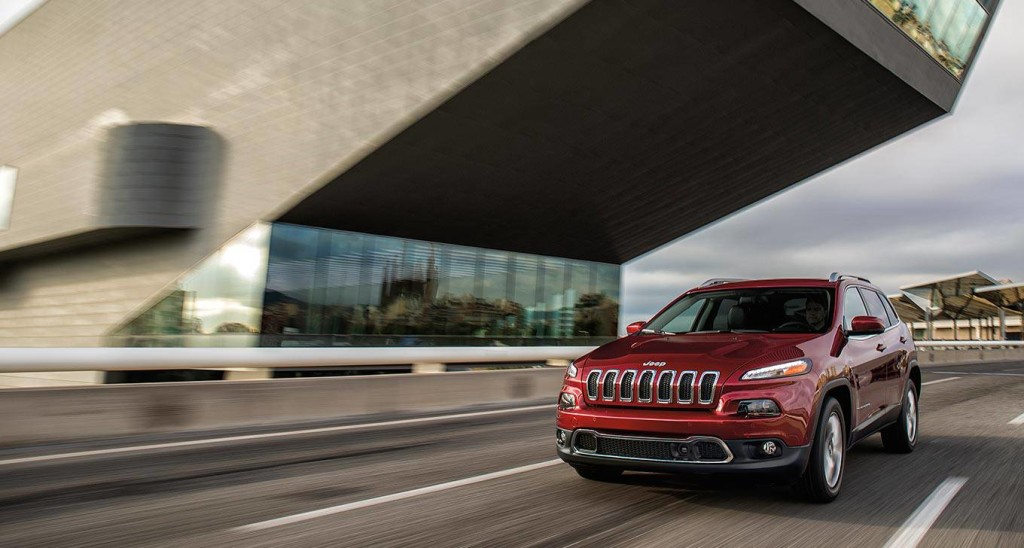 2016 Jeep Cherokee On-Road