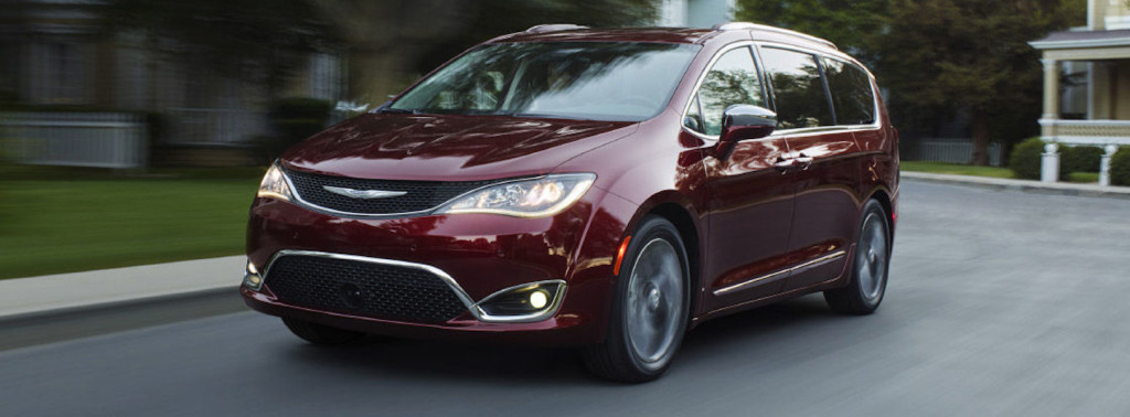 2017 Chrysler Pacifica Performance