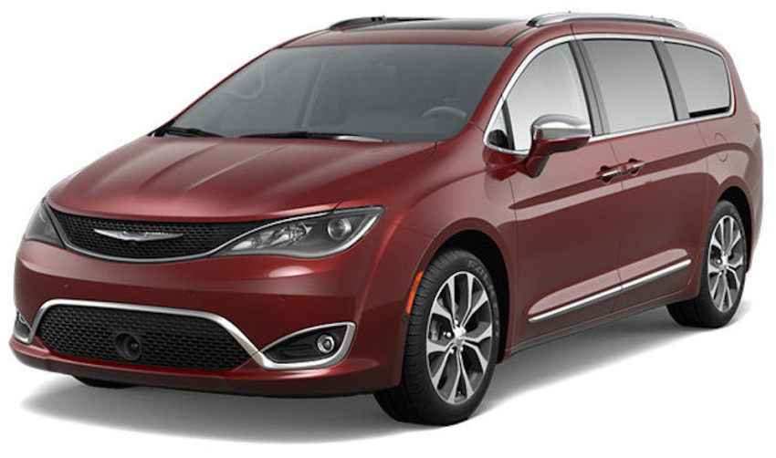 2017 Chrysler Pacifica Colorado Springs