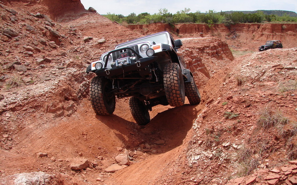 Jeep Off-Road Beast
