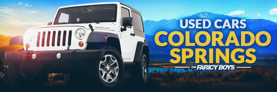 Used Cars Colorado Springs Co