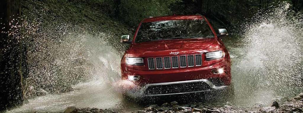 2016 Jeep Grand Cherokee Performance