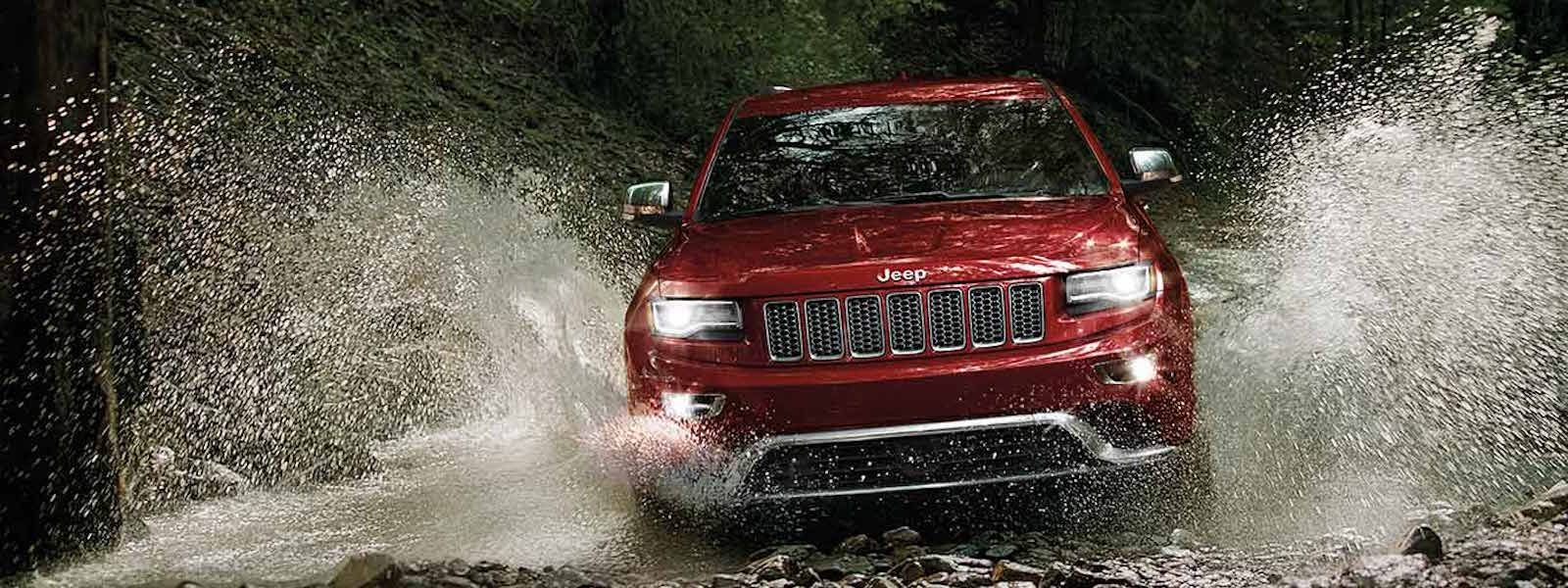 Performance in a 2016 Jeep Grand Cherokee