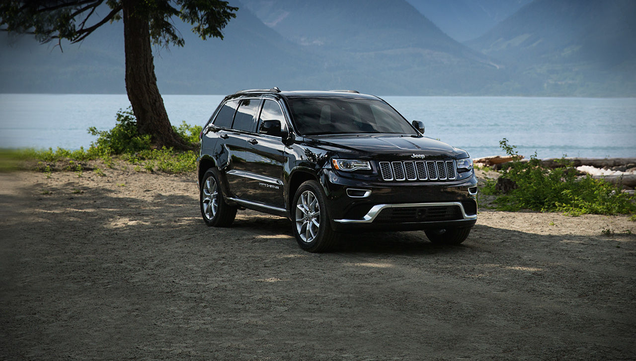 Options, Options: The Five Jeep Grand Cherokee Model Offerings
