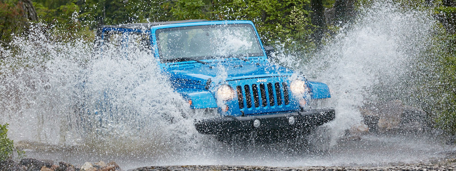 Performance in a 2016 Jeep Wrangler