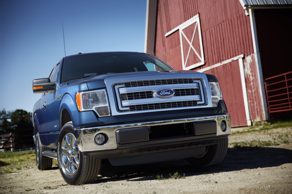 Building on three decades of truck leadership and a decade of luxury pickup innovation, Ford marks the 2014 model year with its most refined F-150 yet.