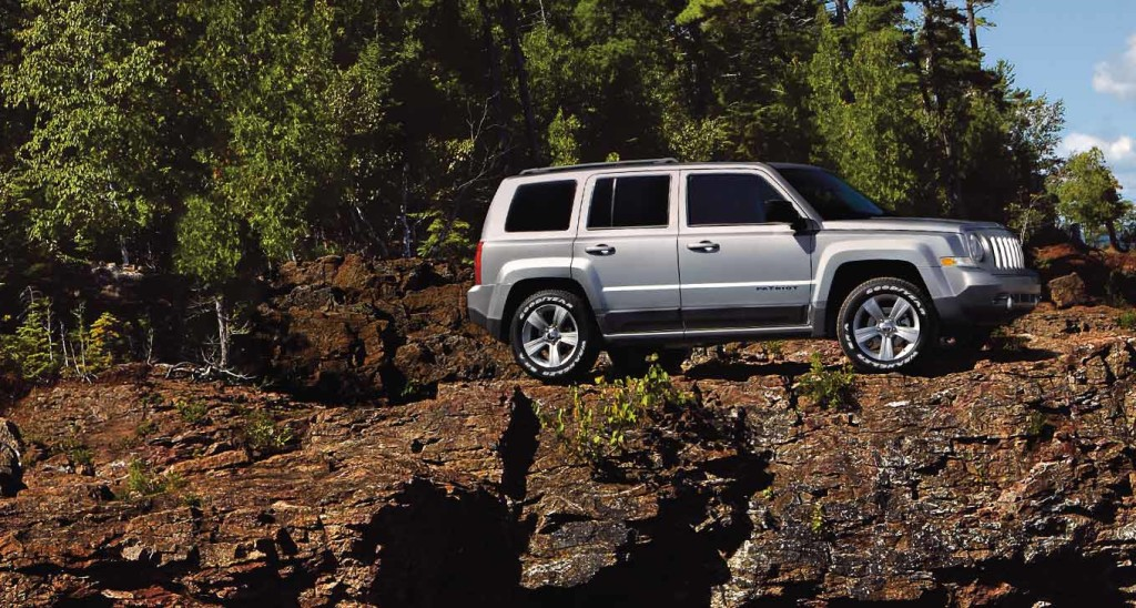 2016 Jeep Patriot OffRoad Colorado