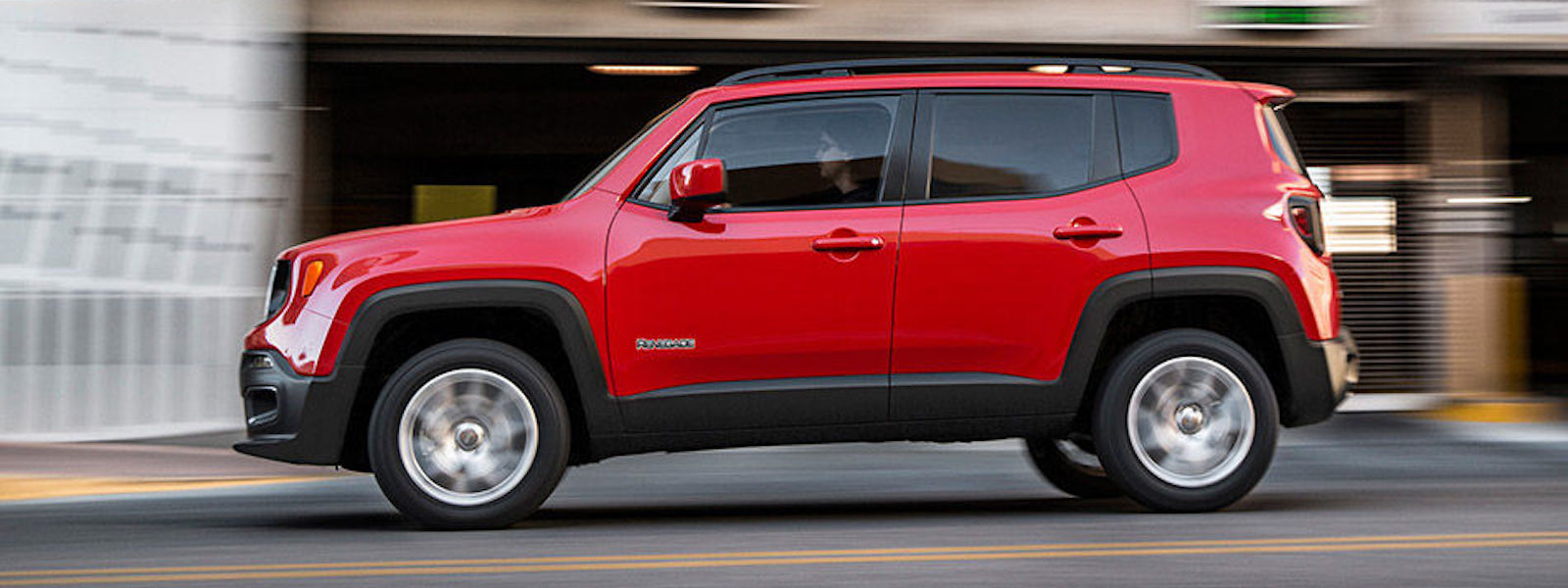 Performance in a 2016 Jeep Renegade