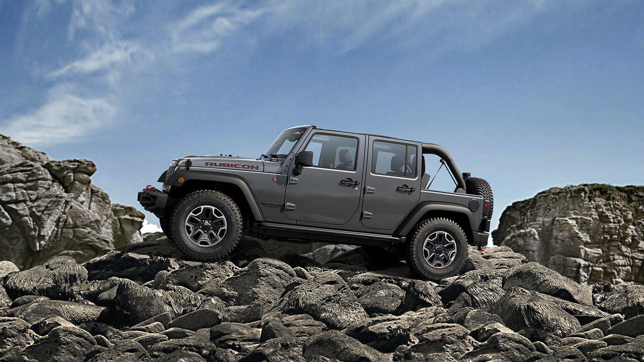 A Great Selection of New Jeeps to Choose From