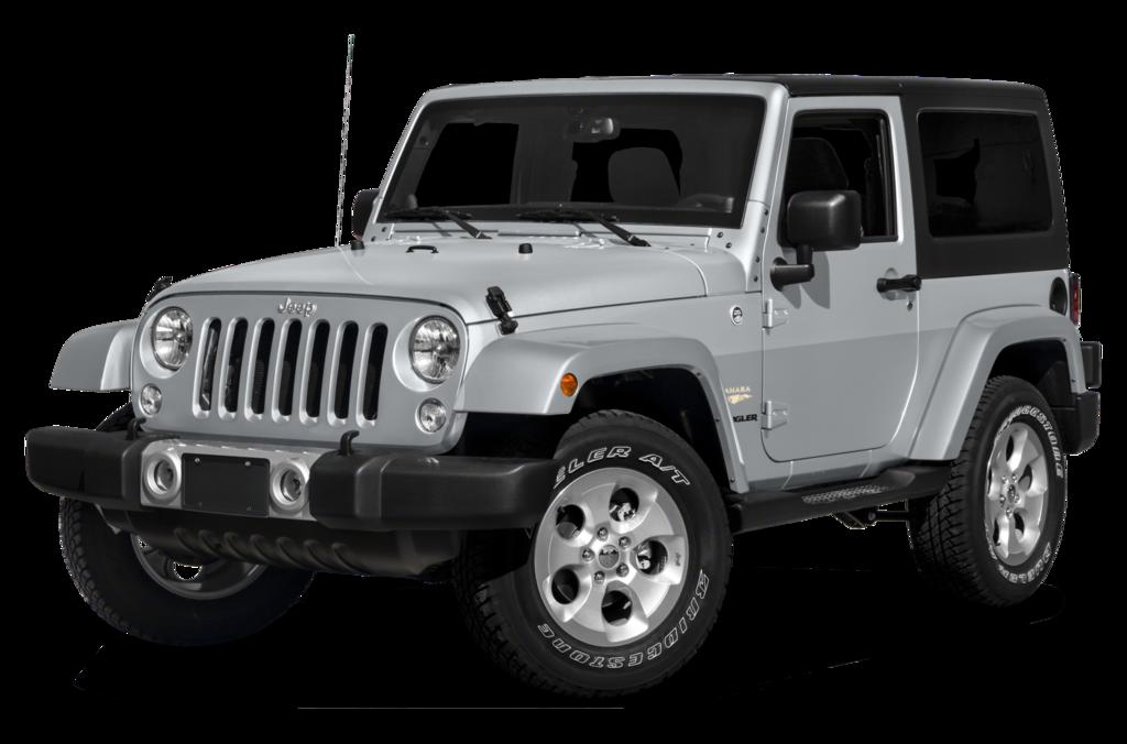 Building a 2016 Jeep Wrangler Sport