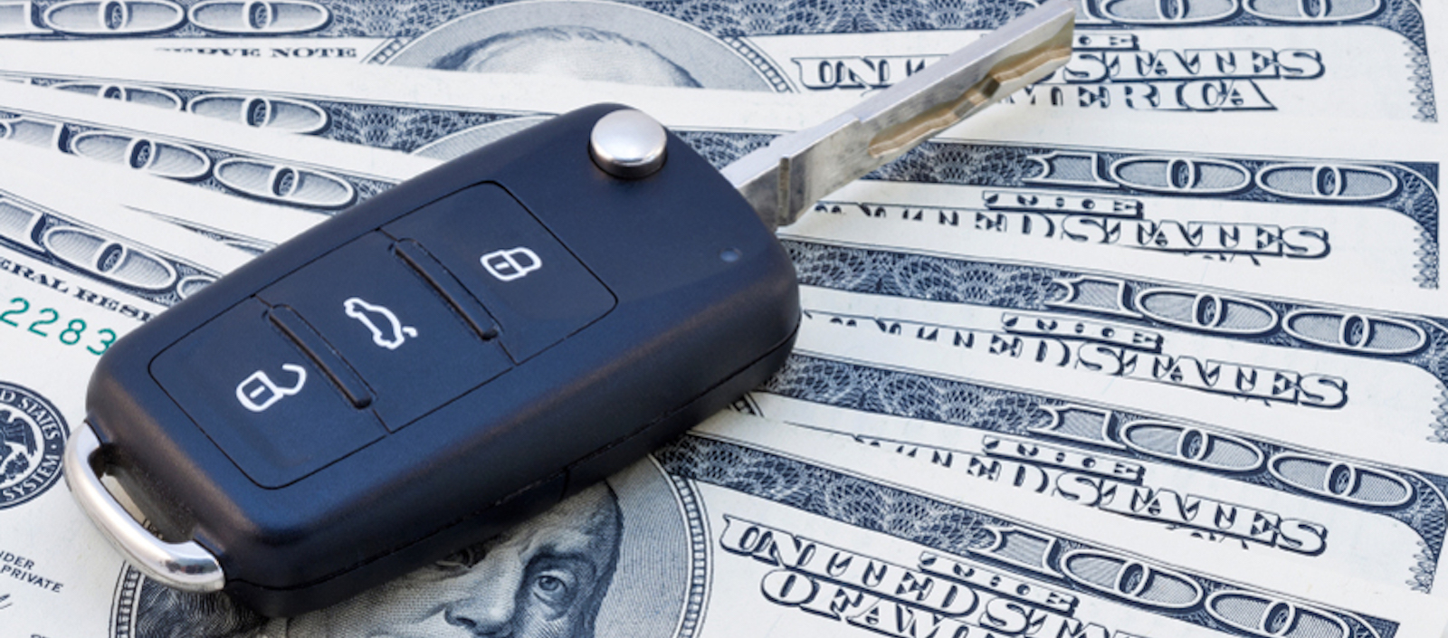 Paying To Get Repossessed Car Back