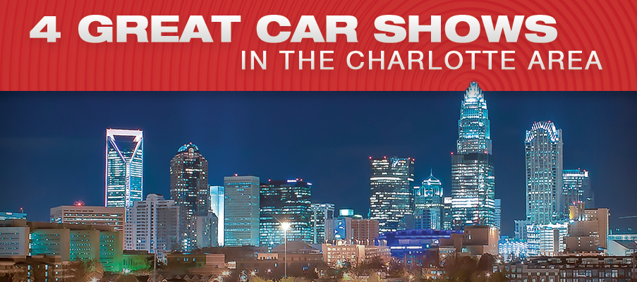 Car shows in the Charlotte Area