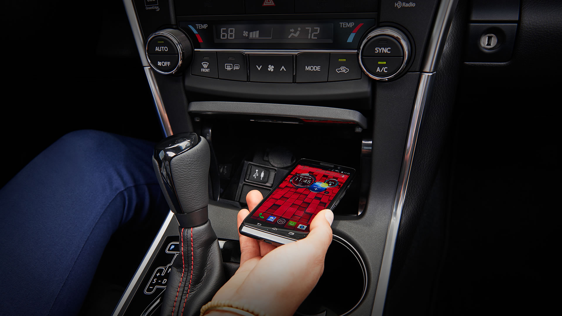 Infotainment At Your Fingertips