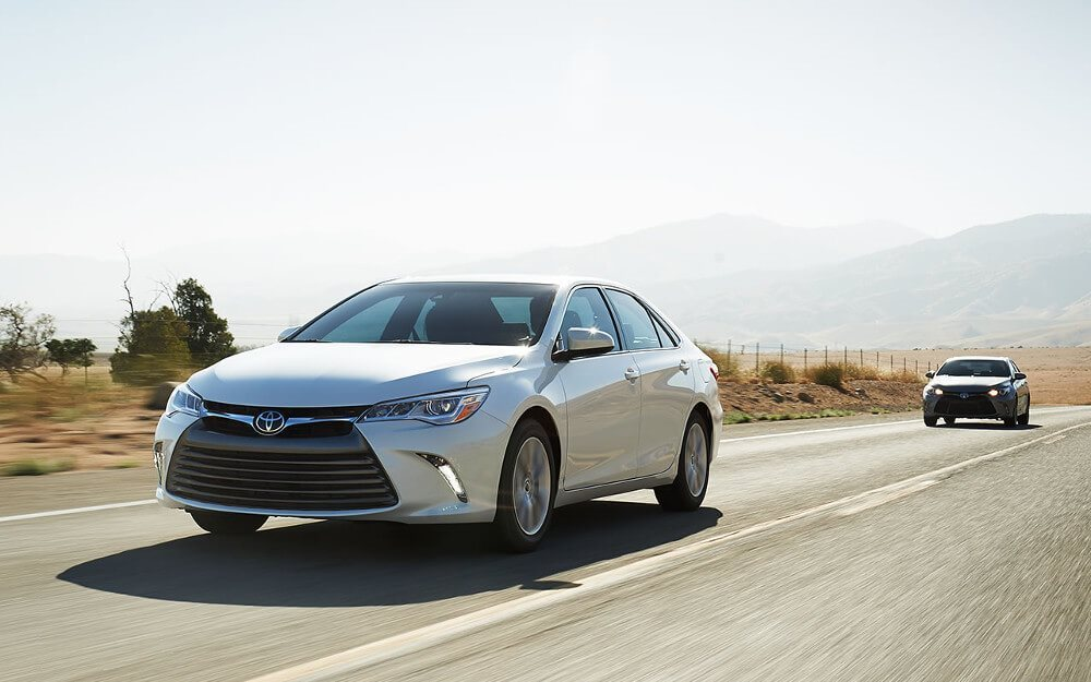 2017 Toyota Camry Safety Features U0026 Ratings. Toyota